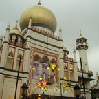 Sultan Mosque im Arab Quarter