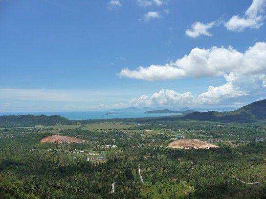Ausblick auf Koh Samui