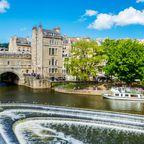 Die schönsten Orte in England: Bath