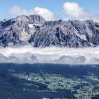 Wanderung am Hohen Dachstein