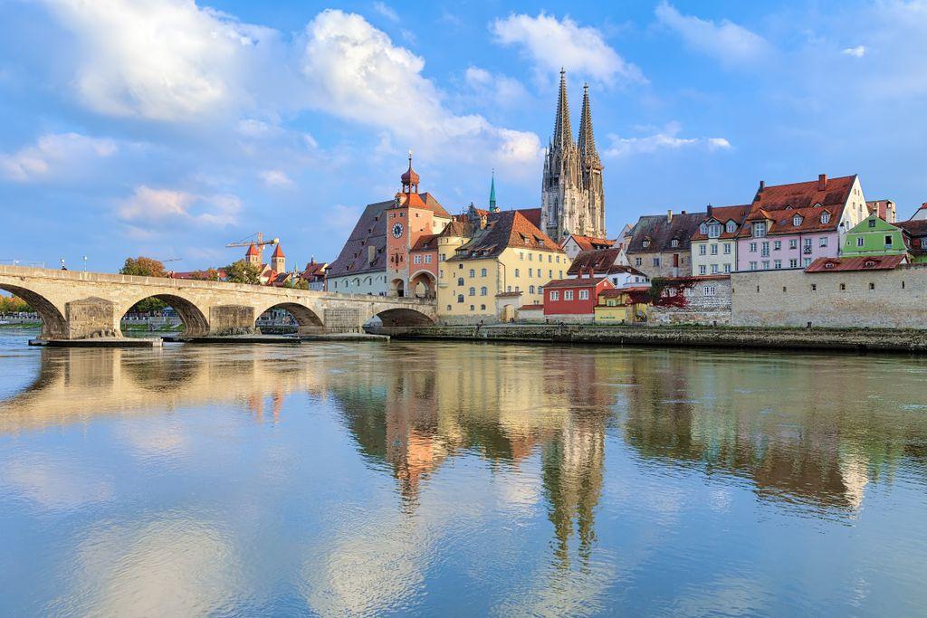 Sehenswerte Städte Bayern