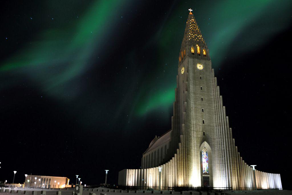 Städtenamen und ihre Bedeutung: Reykjavík