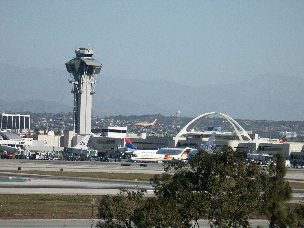 Flughafen L.A.