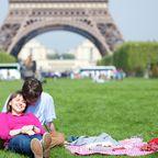 """Paris wird nicht umsonst als """"Stadt der Liebe"""" bezeichnet"""