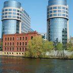 Ministerium des Innern am Spreebogen Berlin