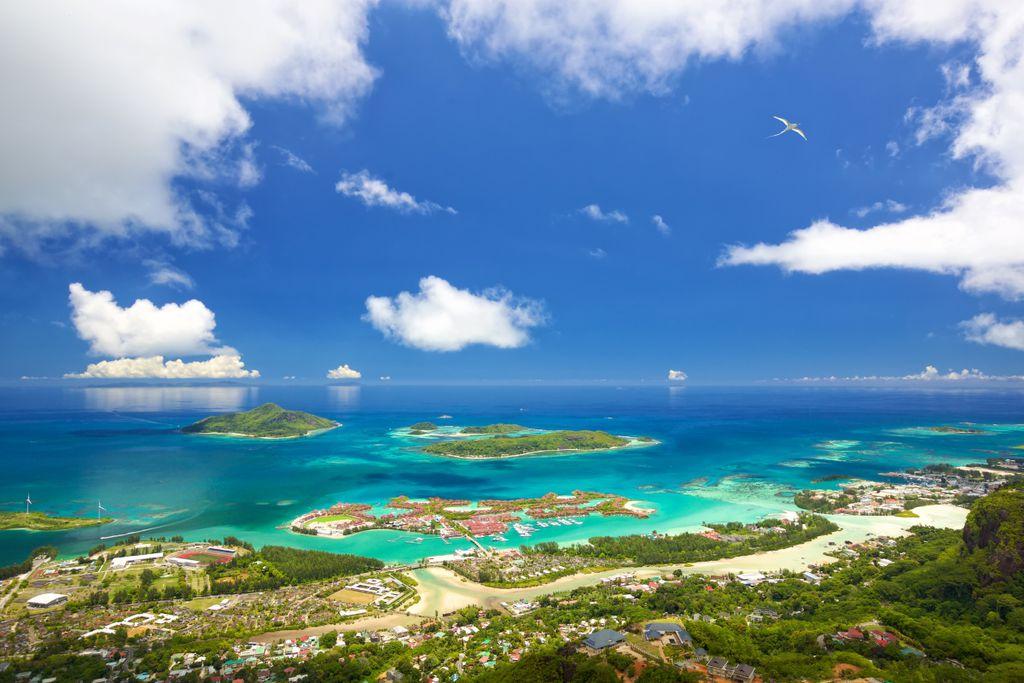 Beschränken Sie sich nicht auf eine Insel