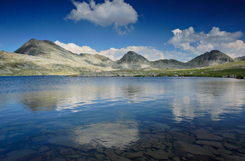 Tevno See im Nationalpark Pirin