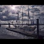 Hamburg, Windjammer Mare Frisium
