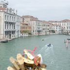 Blick von der Ponte dell
