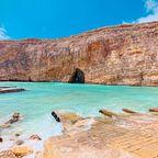 Binnenmeer bei Dwejra, Gozo