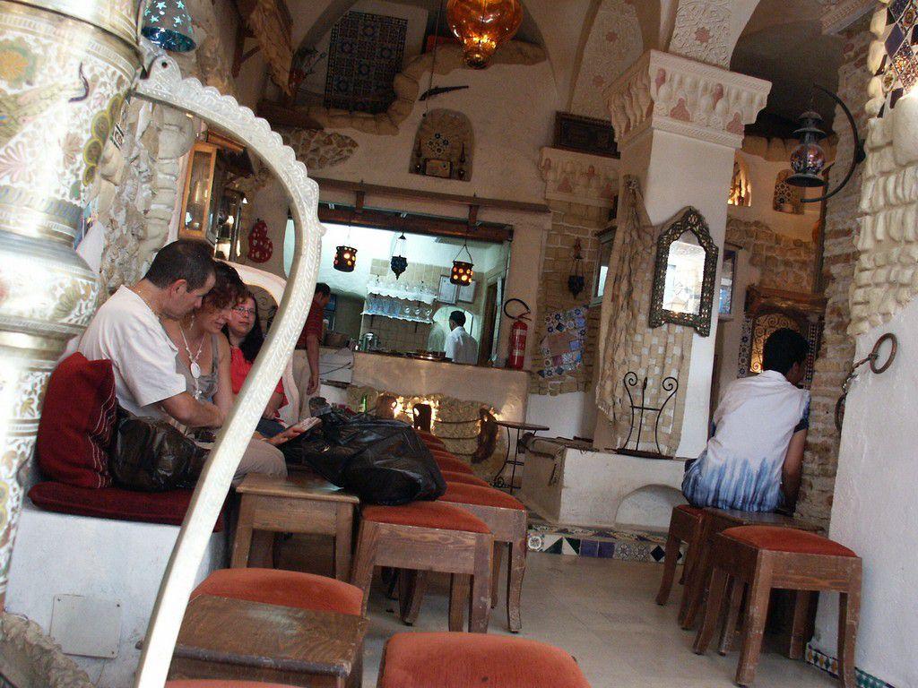 Tunis Altstadt