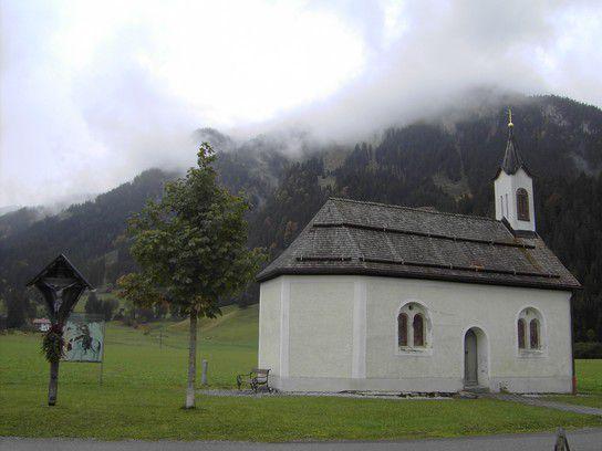 Kapelle bei Reutte/Tirol