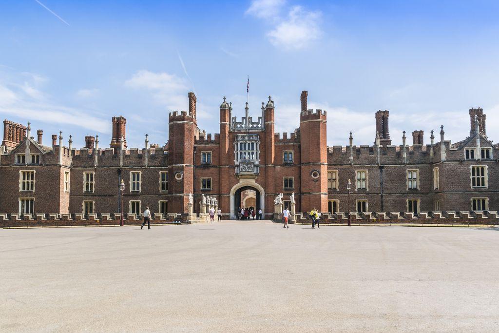 Die Schlösser der Royals: Hampton Court Palace