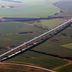 Die Preisgekrönte: Gänsebachtalbrücke auf der Strecke Erfurt – Leipzig/Halle
