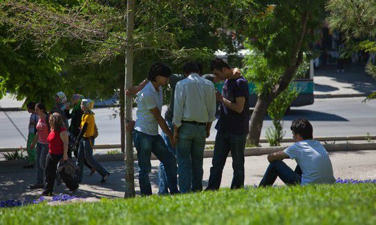 Park in Konya 06
