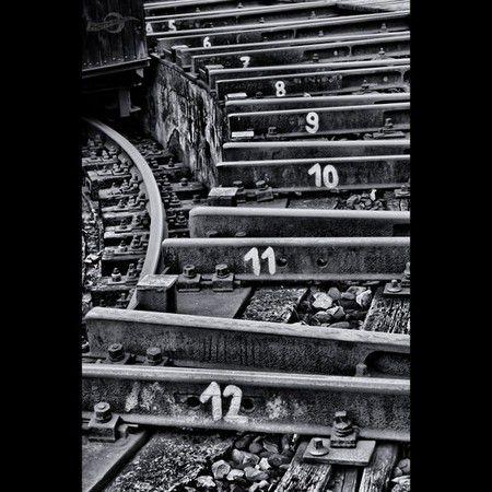 Ruhrgebiet, Bochum, Eisenbahnmuseum