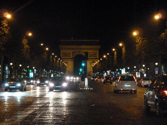 Die Champs-Elysées