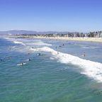 Das traumhafte Klima von Los Angeles hat seine Schattenseiten