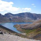 Tongariro Nationalpark - Upper Tama Lake