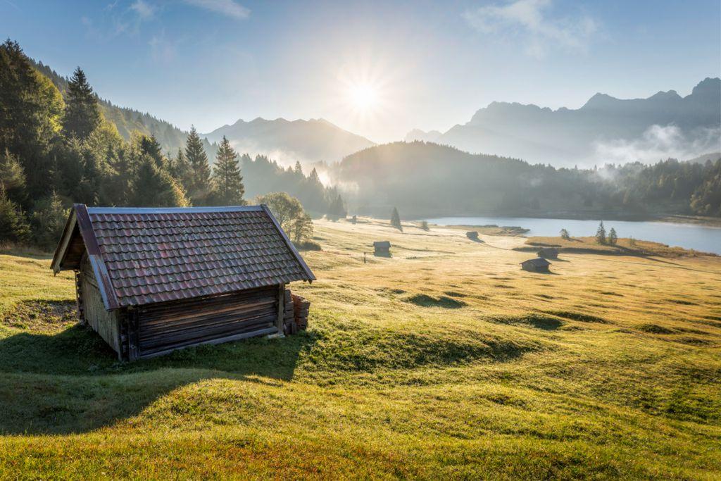 Die schönsten Öko-Hotels: Hofgut Hafnerleiten Bayern