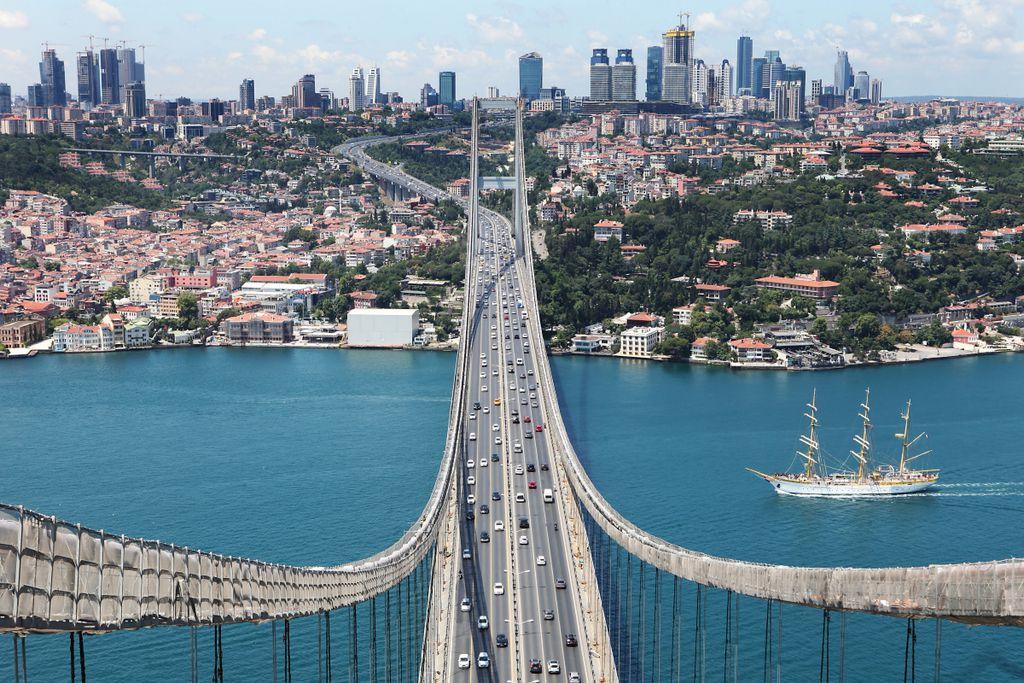 Städtenamen und ihre Bedeutung: Istanbul
