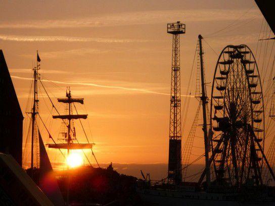 Hafenfest Stralsund