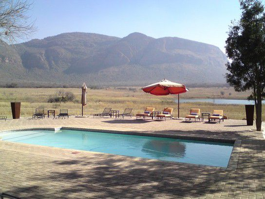 Pool in Entabeni