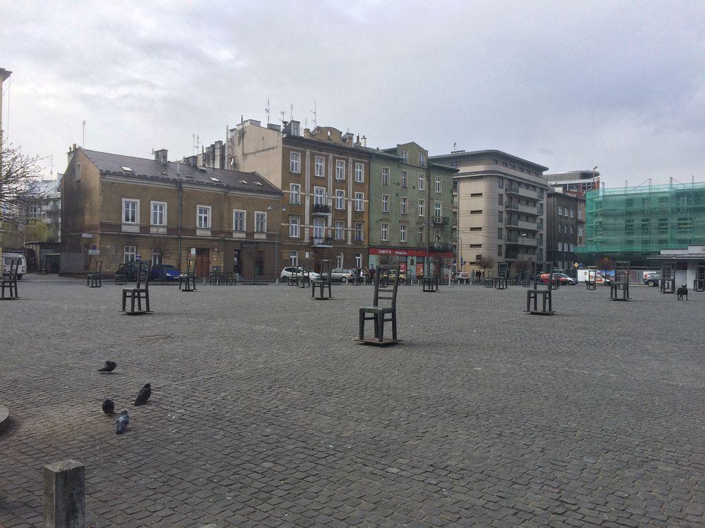 Plac bochaterów Getta