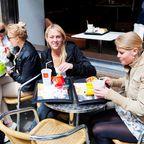 Die Schweden lieben anscheinend Fast Food
