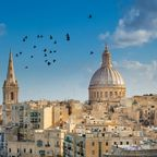 Valletta ist ein Gesamtkunstwerk