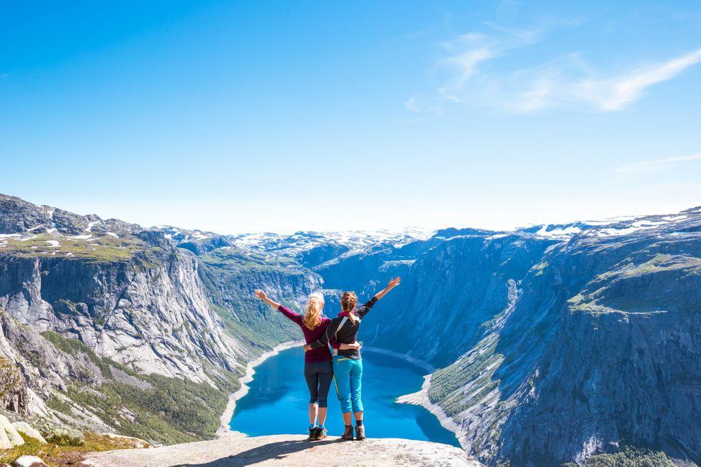Höchstentwickelte Länder der Welt, Platz 1: Norwegen