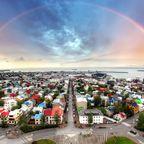 Nördlichste Orte der Welt: Reykjavik