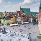 Warschau: Herrschaftliche Hauptstadt