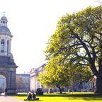 Das musst du in Dublin gesehen haben: Trinity College Dublin