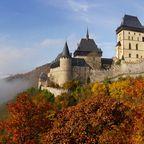 Top-Sehenswürdigkeiten Tschechien & Slowakei: Burg Karlstein