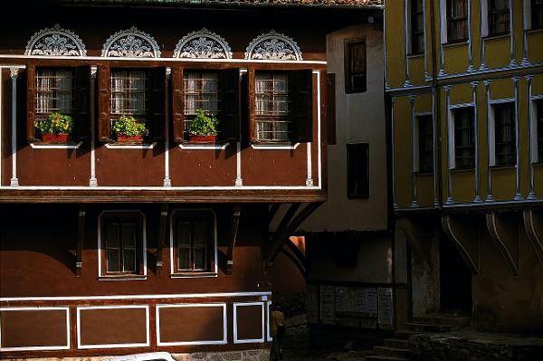 Plovdiv - Wiedergeburtshaus