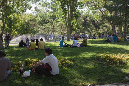 Park in Konya 01