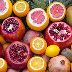 Der Viktualienmarkt hat nicht nur frisches Obst zu bieten