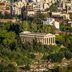 Agora von Athen