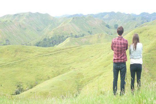 Die Weite Neuseelands