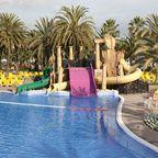 Auf dem spanischen Campingplatz Sanguli gibt es luxuriöse Bungalows