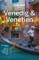 Lonely Planet Reiseführer Venedig & Venetien