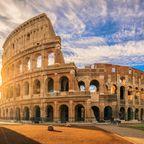 Das Kolosseum gilt als Wahrzeichen Roms
