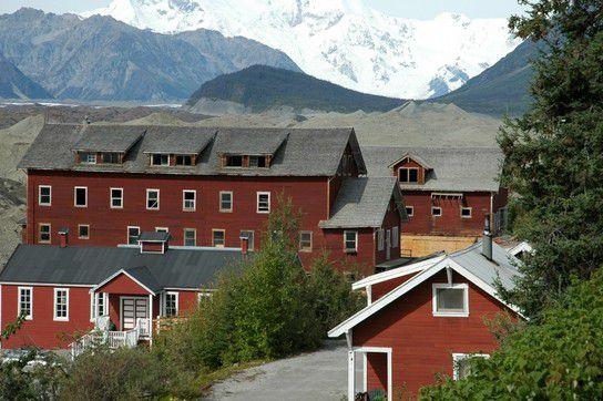 Kennicott Copper Mill