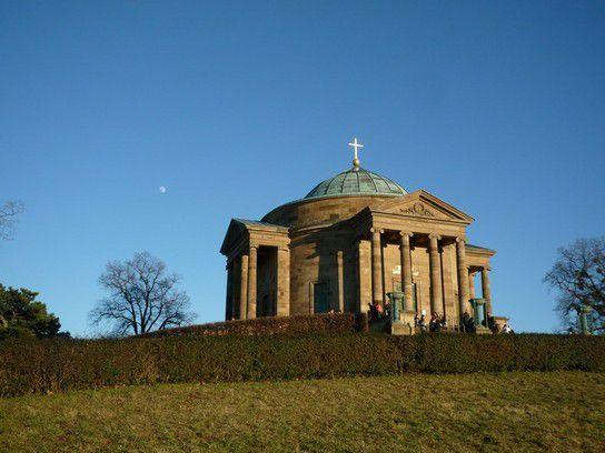 Grabkapelle auf dem Rotenberg