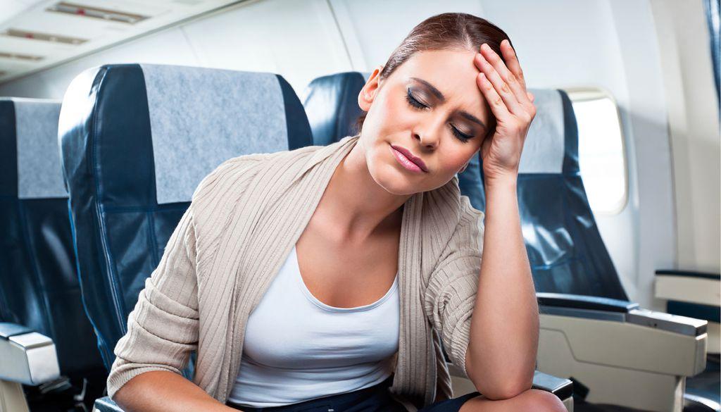 Der Sauerstoffgehalt an Bord wird nicht reduziert, das wäre gesundheitsgefährdend