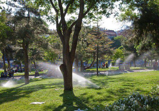 Park in Konya 02