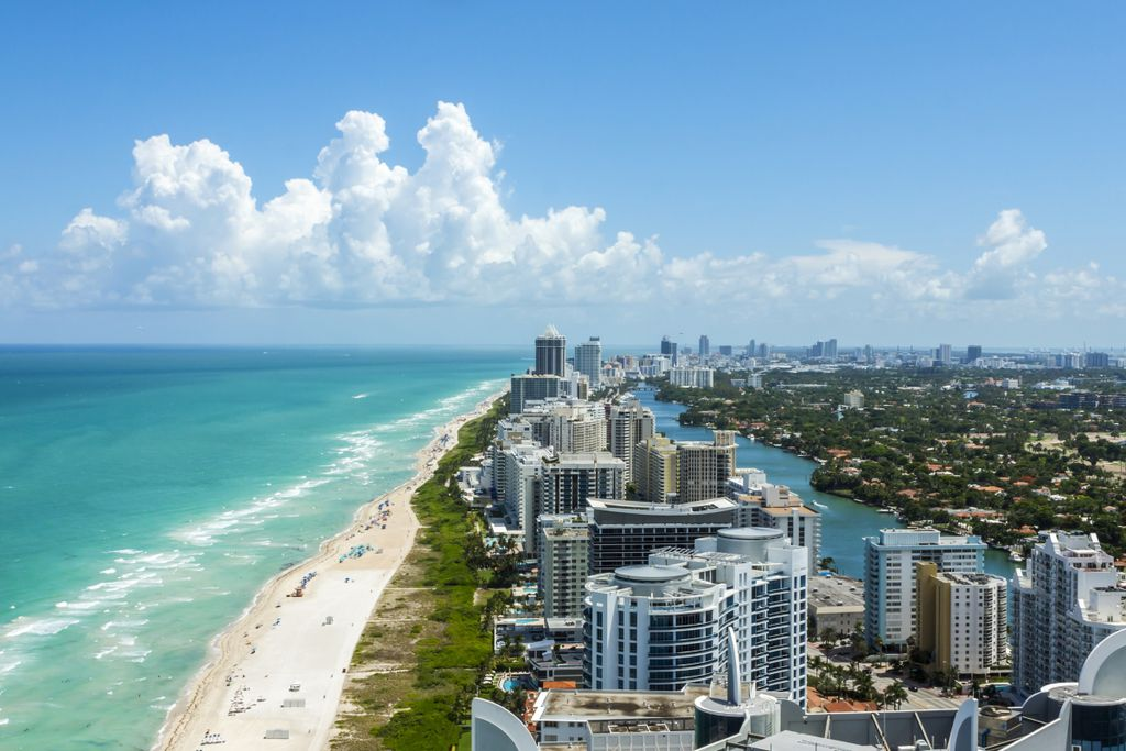 Miami lockt mit Sonne, Strand und karibischem Flair