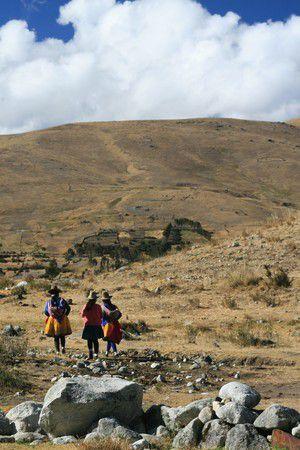 Im peruanischen Hochland