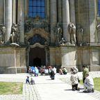 Sudeten: Kloster Grüssau